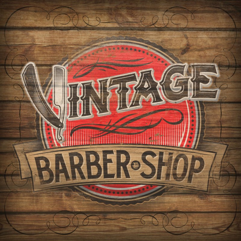 Well known Vintage Barber Shop – FUSION MAGAZINE WQ18